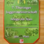 Urkunde Thüringen