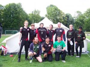 8. Thüringer Meisterschaft in Jena