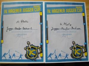 Urkunden JHB1 JHB2 Hagen