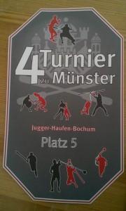 Turnier Münster 2016
